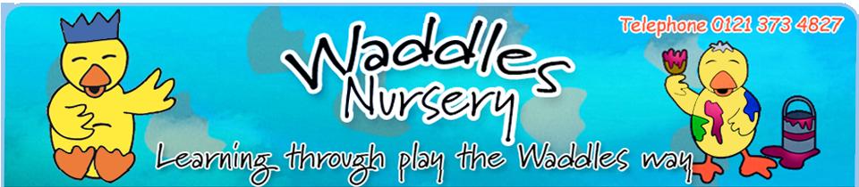 Waddles Nursery Header Image
